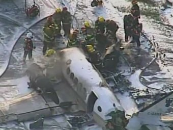 В Финляндии разбился самолет с парашютистами: 8 погибших
