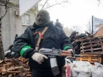Славянск, новости последнего часа на 14.04.2014: в город отправлена Национальная гвардия (ВИДЕО)