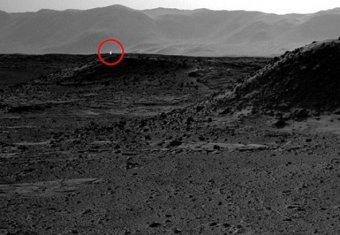 """В NASA раскрыли тайну загадочного """"огонька на Марсе"""""""