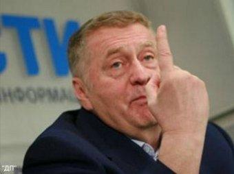 Скандалом с Жириновским займется СКР и Генпрокуратура