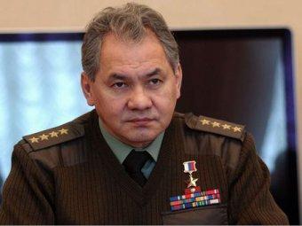 """Шойгу рассказал о """"российском спецназе на Украине"""""""
