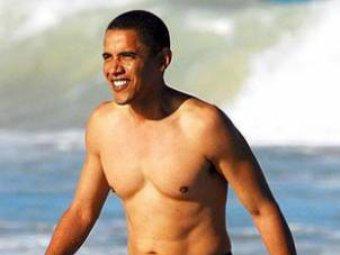 Барак Обама пообещал спасти тонущего Путина