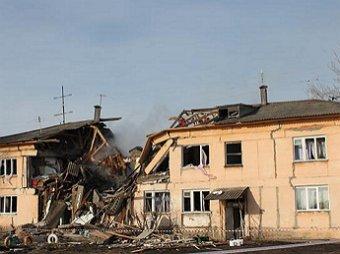 В Омской области в жилом доме взорвался газ, есть жертвы