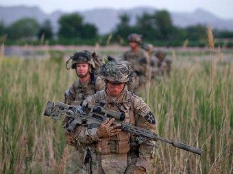 США направят военных в Польшу и Прибалтику
