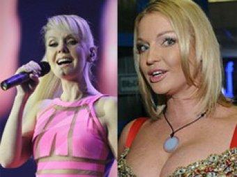 Анастасия Волочкова оскорбила певицу Валерию