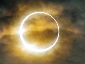 Солнечное затмение 29 апреля 2014: по московскому времени, где будет видно? (ВИДЕО)