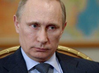 Путин уволил 14 генералов силовых ведомств