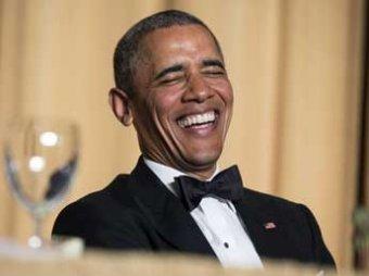 Обама на приеме в Белом доме пошутил про голый торс Путина