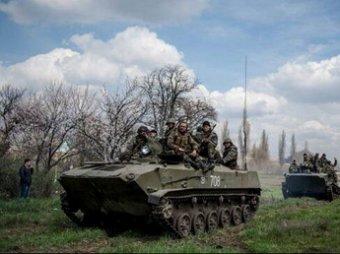 Активисты в Славянске обменяли двоих офицеров СБУ на своих соратников