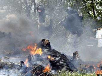 Новости из Славянска на 5.05.2014: вблизи города идут бои, расстрелян отряд ополчения (ВИДЕО)