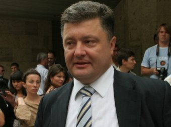 Петр Порошенко поддержал Владимира Путина в вопросе о донецком референдуме