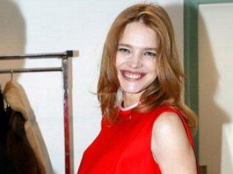 Наталья Водянова в четвертый раз стала мамой