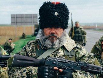 Казак Бабай попросил у Путина «пушки»