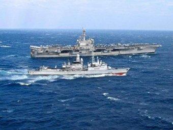 Из-за событий на Украине НАТО увеличивает группировку в Средиземном море