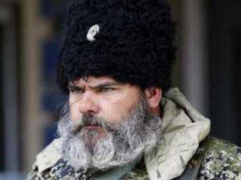 «Вежливые казаки» прибыли в город в Луганской области