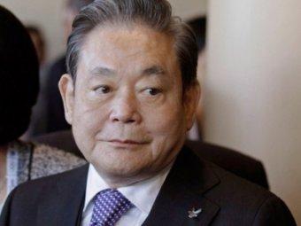 Глава Samsung Electronics попал в реанимацию