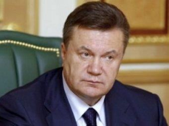 Янукович обвинил в насилии на Донбассе киевские власти и Запад