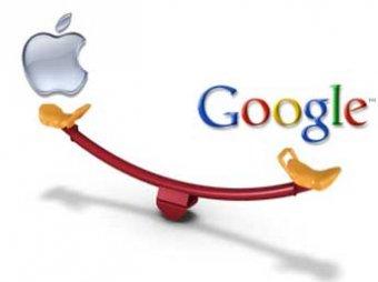 Google и Apple завершили патентную войну
