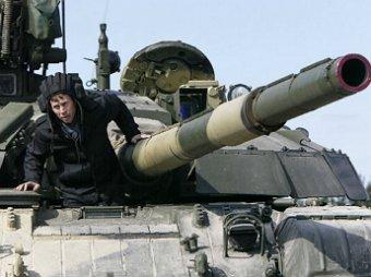 Народные ополченцы подбили под Краматорском два БТР украинской армии