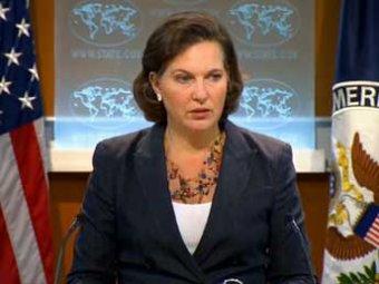 Представитель Госдепа США Нуланд: Россия повторяет крымский сценарий на востоке Украины