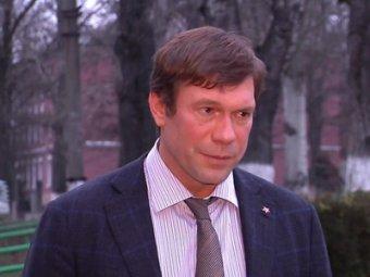 В Днепропетровске неизвестные сожгли дом Олега Царева
