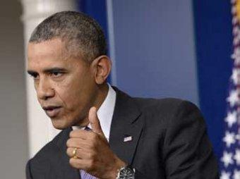 Обама пообещал Порошенко всестороннюю поддержку