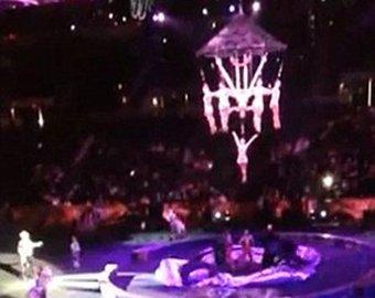 В США во время циркового трюка пострадали 11 человек