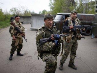 В Луганской области сожжена радиолокационная станция