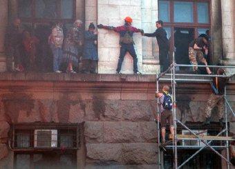Cписок погибших в Одессе 2 мая 2014 при пожаре в Доме профсоюзов может возрасти до 116 человек (ВИДЕО)