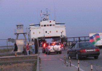 Минобороны увеличит пропускную способность паромной переправы с Крымом