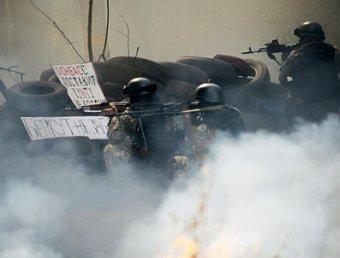 Украина, последние новости 18.05.2014: Славянск и Краматорск атакуют военные, 7 погибших (ВИДЕО)