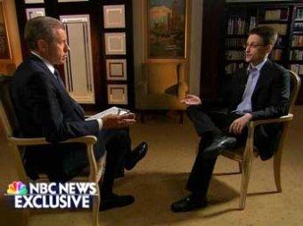 Сноуден рассказал о работе под прикрытием и своем шпионском прошлом