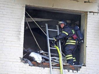 Взрыв на Кутузовском 22.05.2014: от газа треснула 9-этажка (ФОТО, ВИДЕО)
