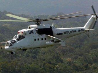 Киев опроверг использование вертолетов ООН под Краматорском