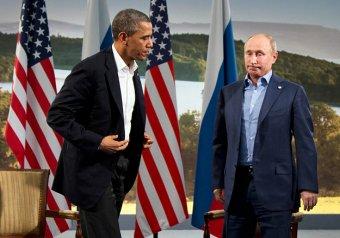 Обама не будет встречаться с Путиным в Нормандии