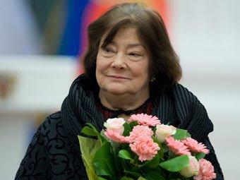 Татьяна Самойлова скончалась в Москве