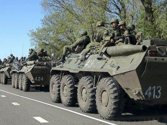 Владимир Путин приказал отвести войска от украинской границы