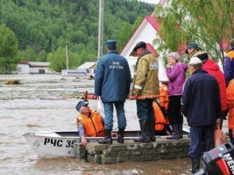 На Алтае в результате наводнения погибли 6 человек