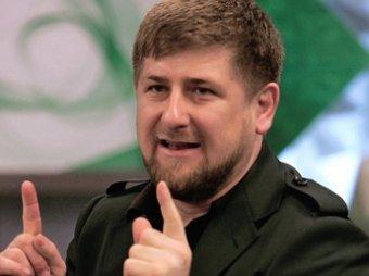 Кадыров опроверг информацию о нахождении на Украине чеченских боевиков