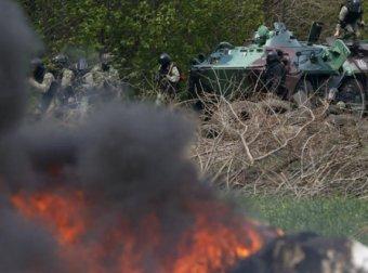 Опубликованы фото домов, разрушенных украинскими войсками в Славянске