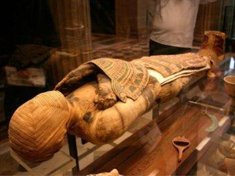 В Чили школьники нашли мумию возрастом 7 тыс. лет