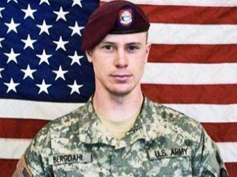 Сержант США освобожден в Афганистане после 5 лет в плену у талибов