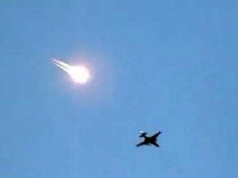 Ополченцы Славянска сбили над городом самолет украинской армии Су-25