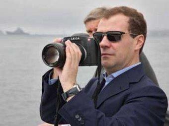 Медведев открыл в Китае свою первую персональную фотовыставку