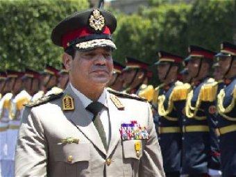 Генерал Абдель Сиси избран президентом Египта
