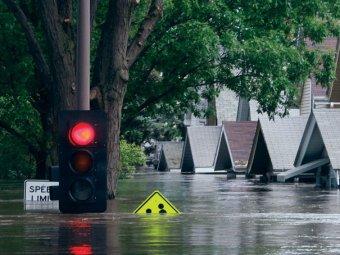 Матчи ЧМ-2014 под угрозой срыва из-за наводнения