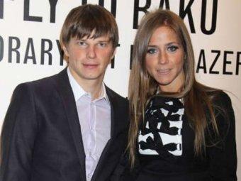 Аршавин отдаст половину доходов бывшей жене по решению суда