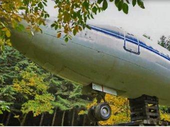 Американский пенсионер нашел необычное применения для самолета Boeing 727