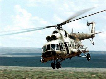 Вертолет Ми-8 с чиновниками на борту разбился в Мурманской области