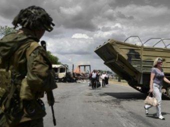 Последние новости Украины на 18.06.2014: ополченцы уничтожили три украинских танка под Луганском, погибли четверо военных (ВИДЕО)